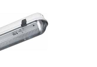 LED TL Armatuur | 230 Volt | 1 x 24 Watt | VV 44 Watt TL | IP 54 ...